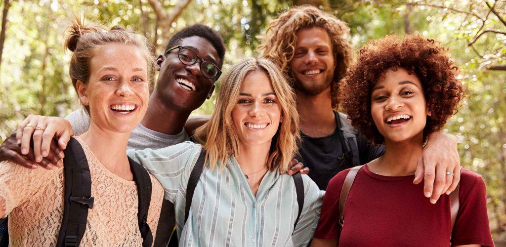 Gruppenbild für Gruppenreisen