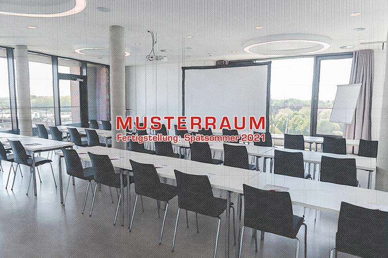Musterraum
